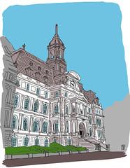 Hôtel de ville (2013)
