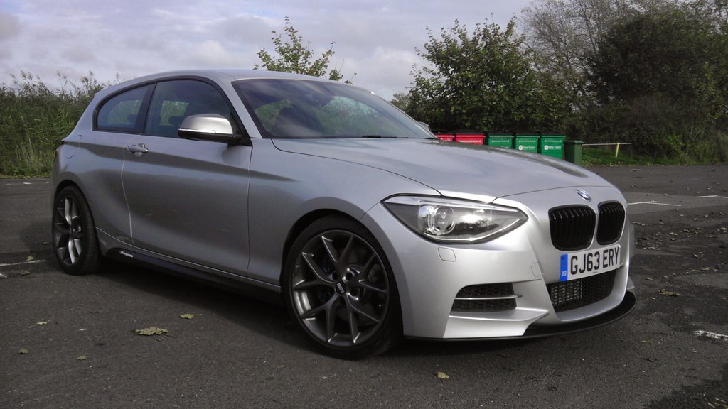 Bbs Sr Wheels On M135i With Pics More Pics Now Added