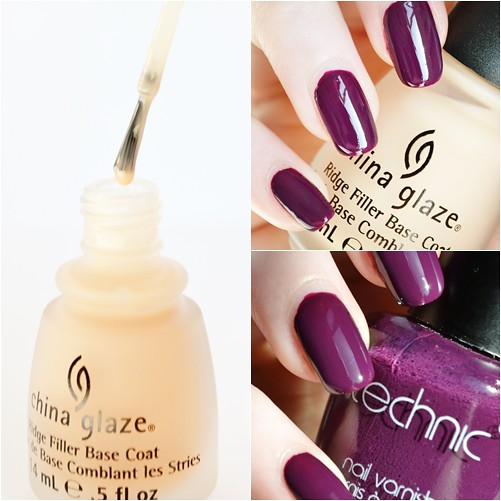 China_Glaze_Ridge_Filler_Base_Coat_Review