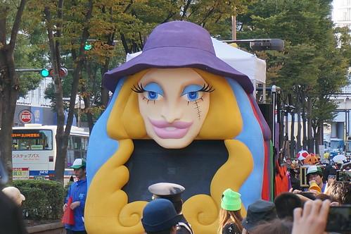 Kawasaki Halloween Parade 2013 02