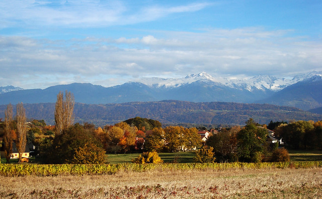 L'automne autrefois ~ Autumn in the old times