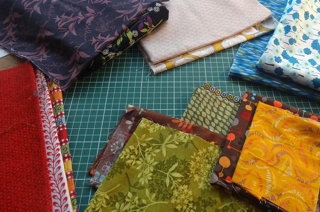 Pairing fabrics