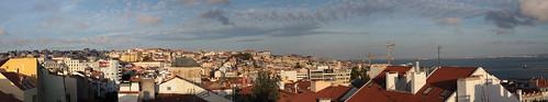 Lissabon Panorama1