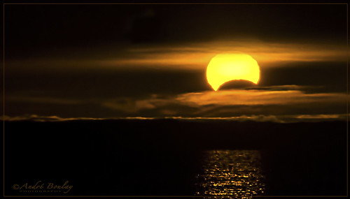 sun sunrise reflections eclipse