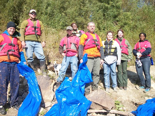 Hartsburg Missouri River Clean-up 10-19-13
