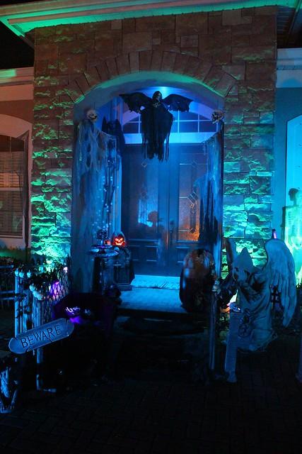 Halloween 2013 at Inside the Magic HQ