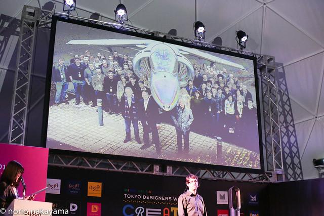 東京デザイナーズウィーク ダイソン マルチエアプライアー イベント