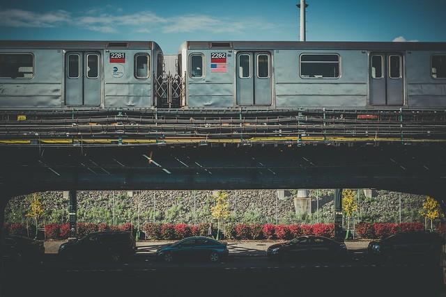 That 1 train