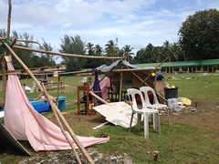 Philippines: Bohol earthquake victims spared worst of Typhoon Haiyan