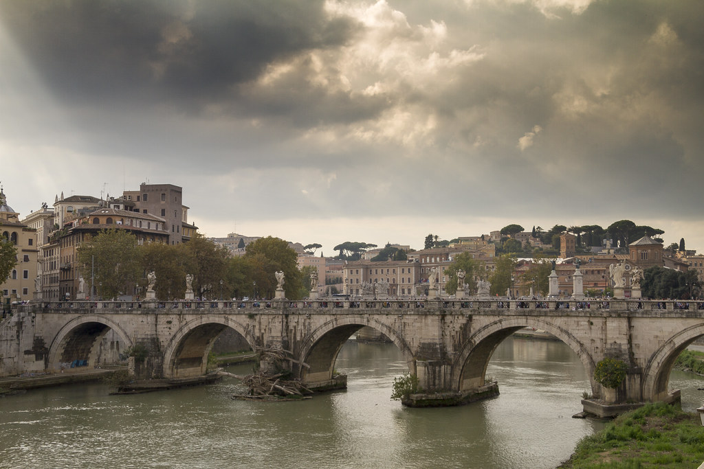 [3970] Ponte S. Angelo by storvandre