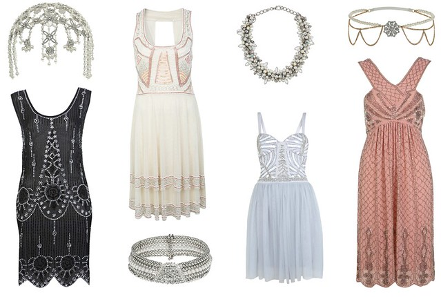 Miss Selfridge Great Gatsby Wishlist