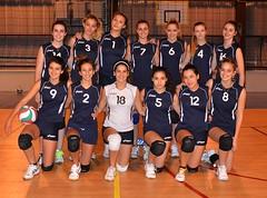 UAS Volley cadettes 2013-2014 s