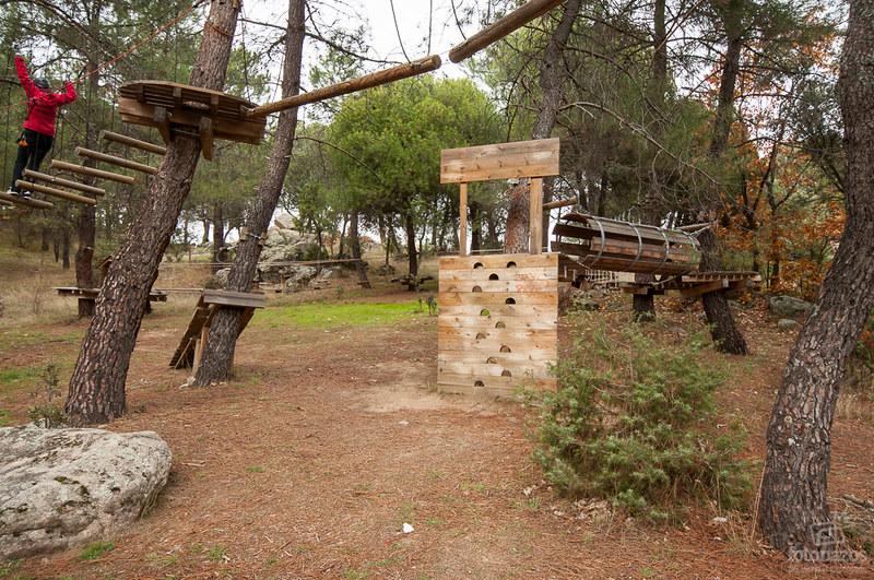 Parque de Aventura en los Árboles