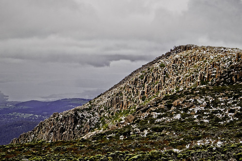 Mount Wellington in Spring #1