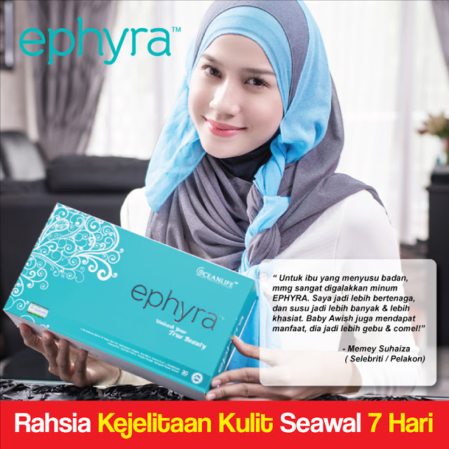 celebrity endorsements for ephyra