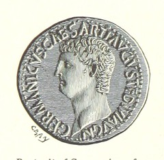"""British Library digitised image from page 274 of """"Ancient Rome and its connection with the Christian religion. An outline of the history of the city from its ... foundation ... to the erection of the chair of St. Peter in the Ostrian Cemetery ... Containi"""
