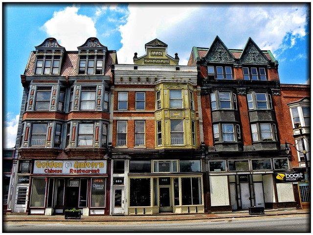 Victorian Commercial Architecture Rochester Ny R