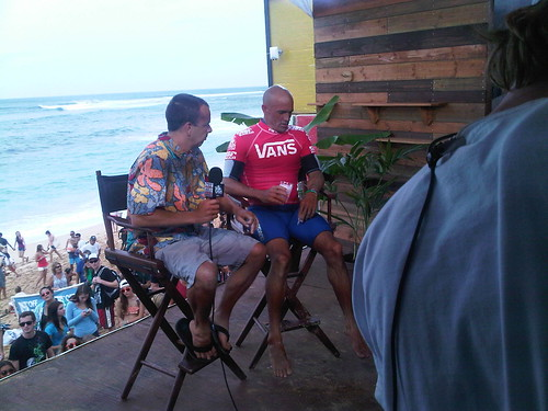 Kelly Slater @ Sunset Beach
