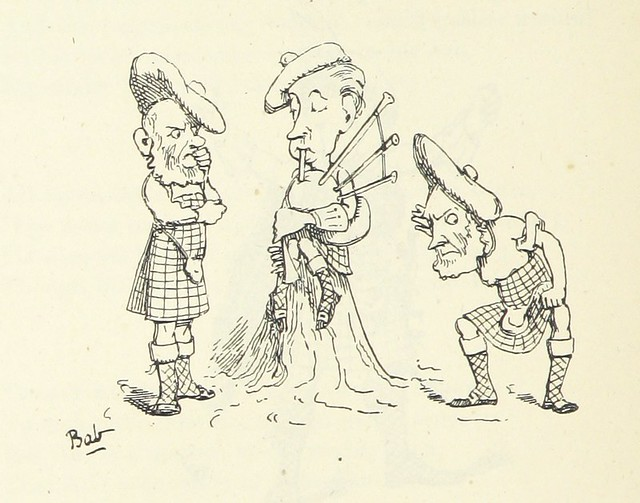 Image taken from page 206 of 'The Bab Ballads, with which are included Songs of a Savoyard ... With 350 illustrations by the author'