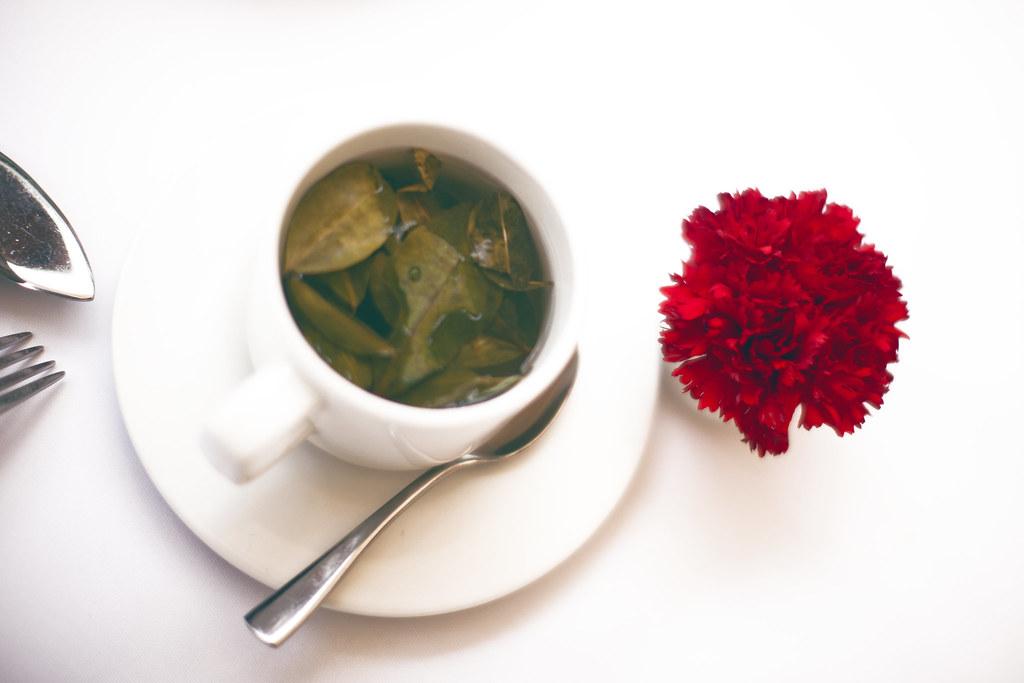 coco leaf tea