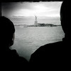 Statue of Liberty from the Staten Island Ferry November 3, 2013 by extrabox