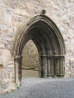 Abbey Door