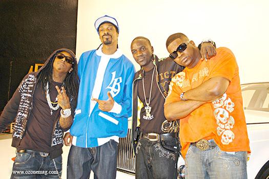 David Banner 9mm Feat Lil Wayne, Akon & Snoop Dogg