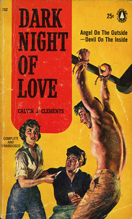 Popular Library 752 - Calvin J. Clements - Dark Night of Love