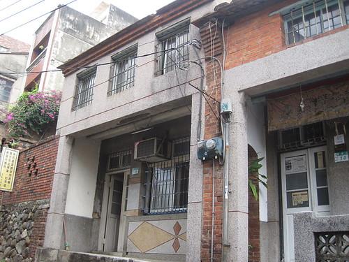 淡水重建街街屋,來源:維基百科