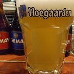 ベルギービール大好き!!ヒューガルデン・ホワイトHoegaarden Witbier
