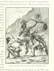 Image taken from page 383 of 'The Indian Wars of the United States from the first settlement at Jamestown in 1607 to the close of the great uprising of 1890-91 ... Illustrated'