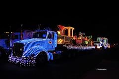 Yakima Washington Lighted Christmas Parade, 2013 &2014