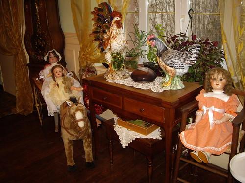 Les poupées de ma maison  11368131816_a6415cc84e