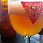 ベルギービール大好き!! グロッテンビア・フレミッシュ・エール Grottenbier Flemish Ale