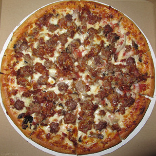 Prospect Owner's Favorite pizza