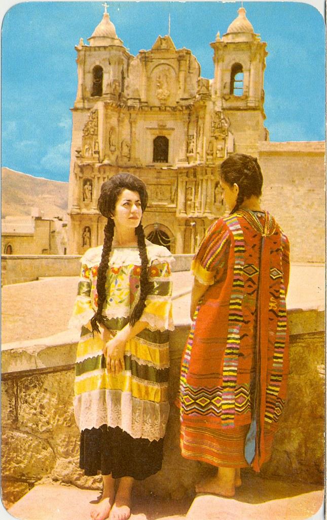 Women In Huipiles Mexico
