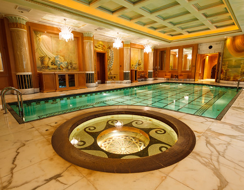 The Empire Hotel And Country Club 12 - Indoor Swimming Pool And Jacuzzi