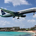 St. Maarten B757-200w N206UW US Airways by Maxime Spot
