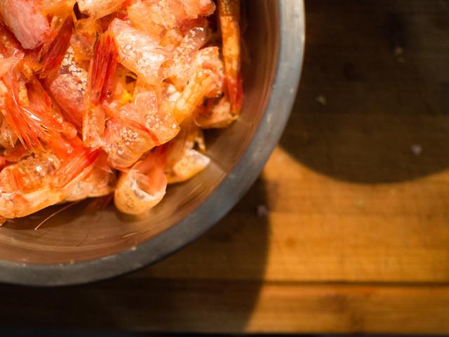 Making Better Tasting Pasta Noodles With Shrimp Shells Wellpreserved