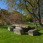 Stone table at Avalon