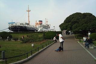2011年5月6日・横浜中華街・山下公園