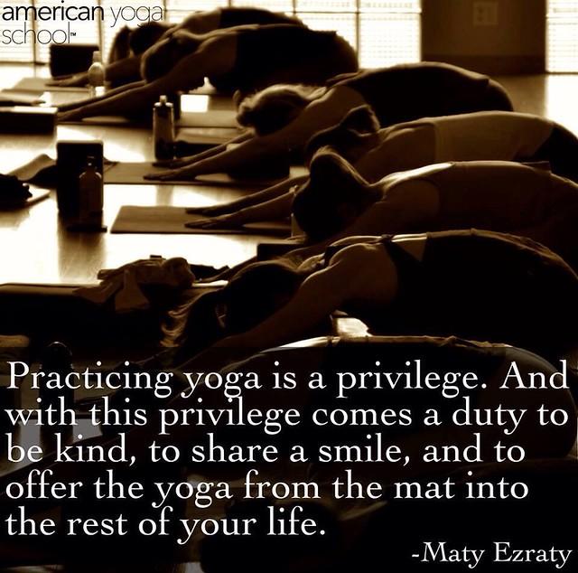 Yoga Teacher Training Week 1
