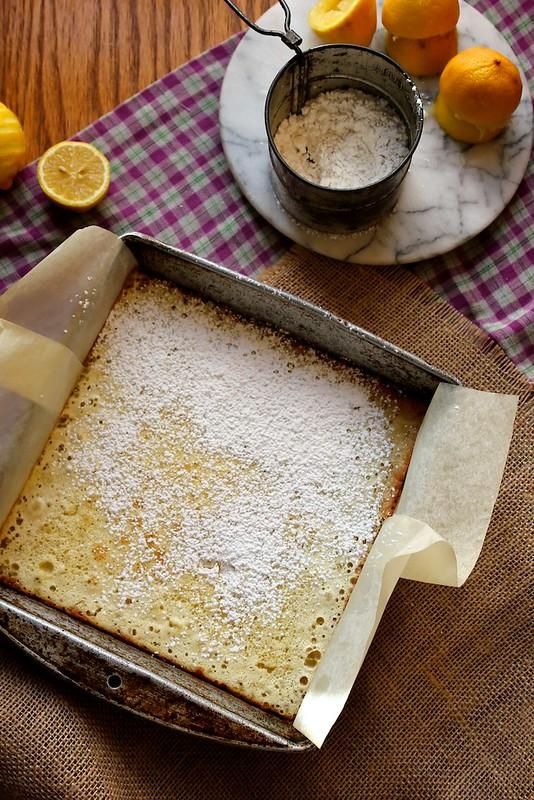 Classic Lemon Bars: bright, tart, buttery crust, aaaannnddd go!