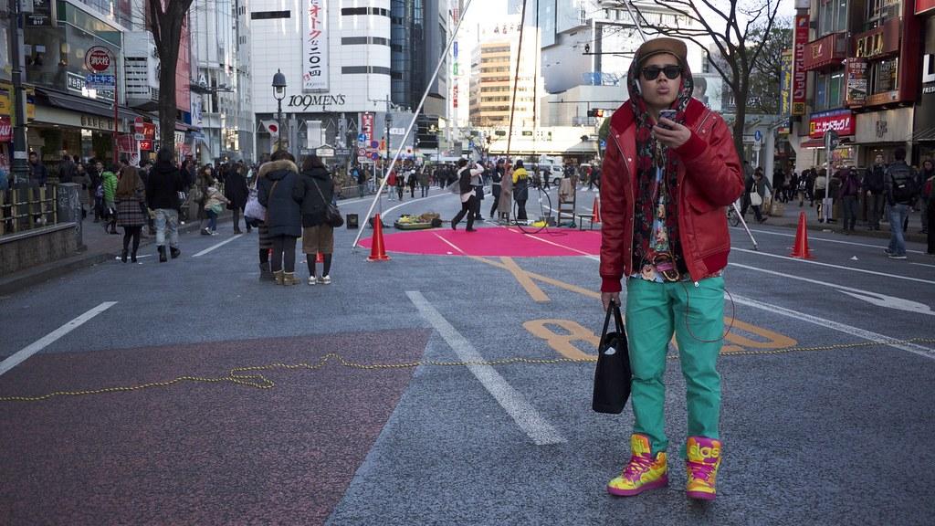 Shibuya Poser 2