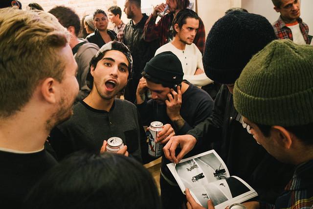 Alex Valdez & Dylan Rieder sighting