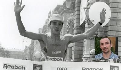 Dnes slaví 50. narozeniny rekordman České republiky v maratonu - Karel David
