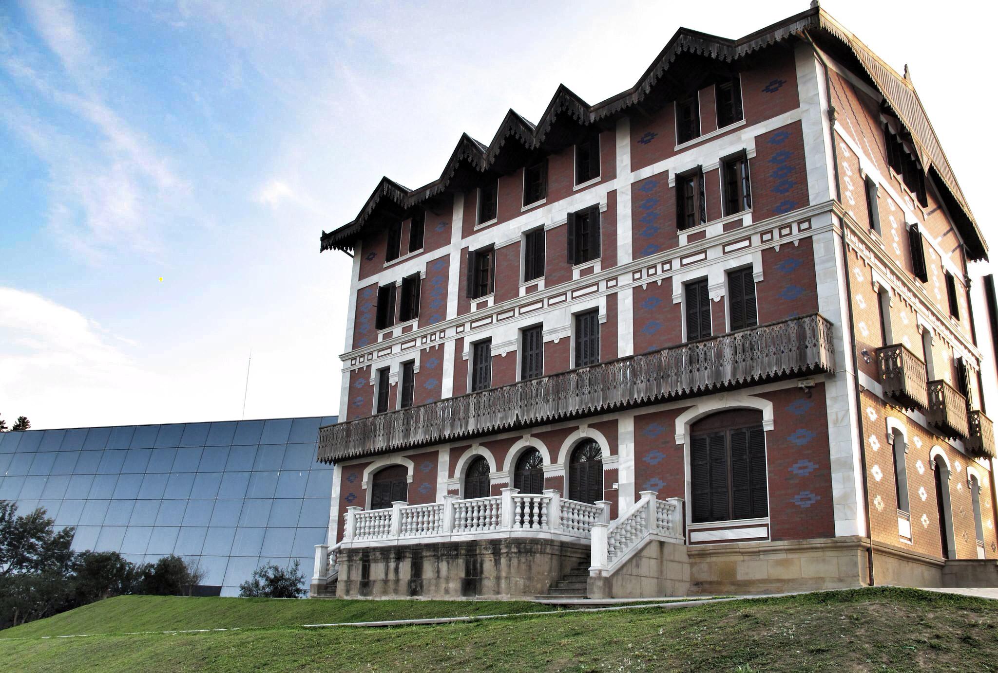 museo balenciaga_palacio aldamar
