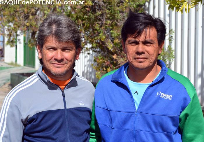 Horacio y Hugo Franco
