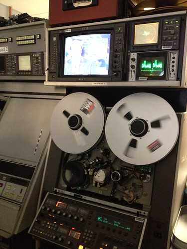 Quad playback equipment