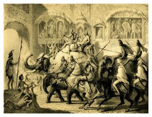 015-Voyages dans l'Inde -1858- Alexis Soltykoff